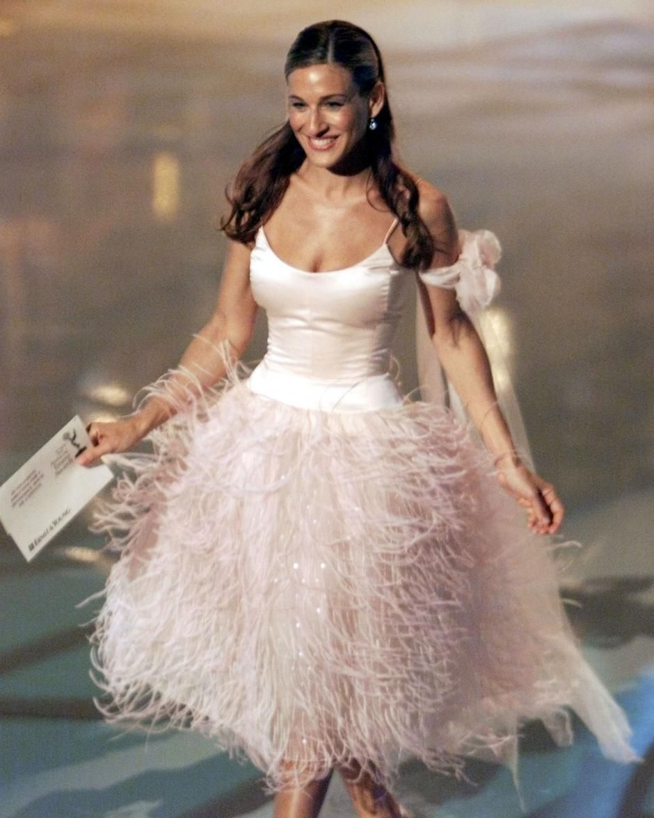 Sarah Jessica Parker Wedding Gown: Photos: Oscar De La Renta Remembered
