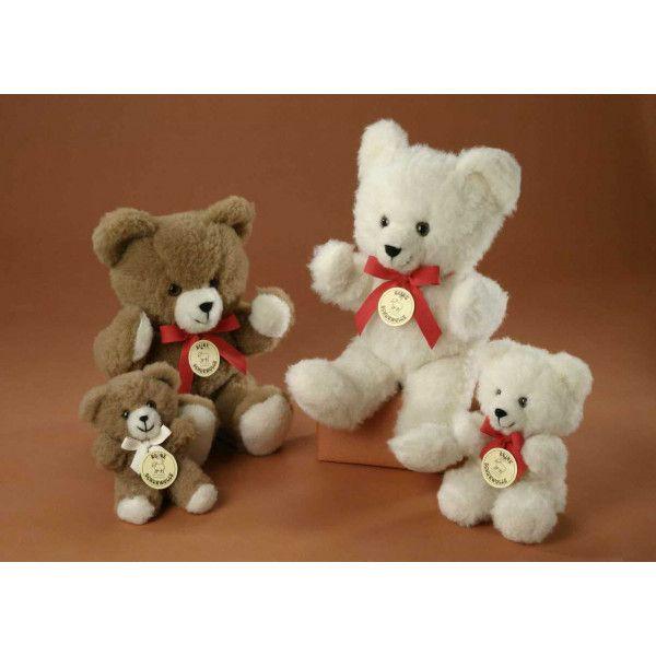 Plush-Teddy Bear Bow 28 cm