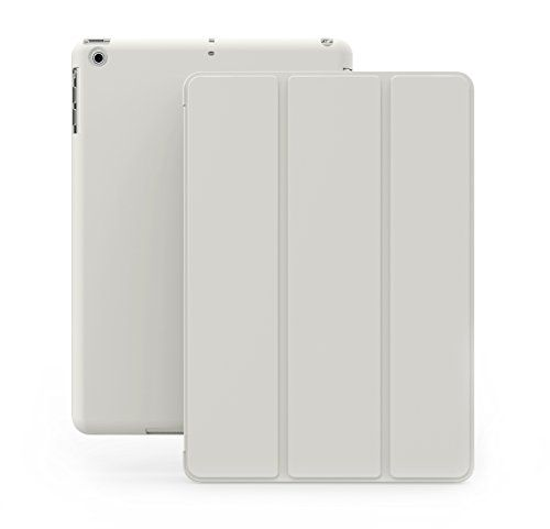 72da0de25699 KHOMO iPad Mini 1 2 3 Case DUAL Series ULTRA Slim White Cover with Auto  Sleep Wake Feature for Apple iPad Mini 1st 2nd and 3rd Generation -- Click  image to ...