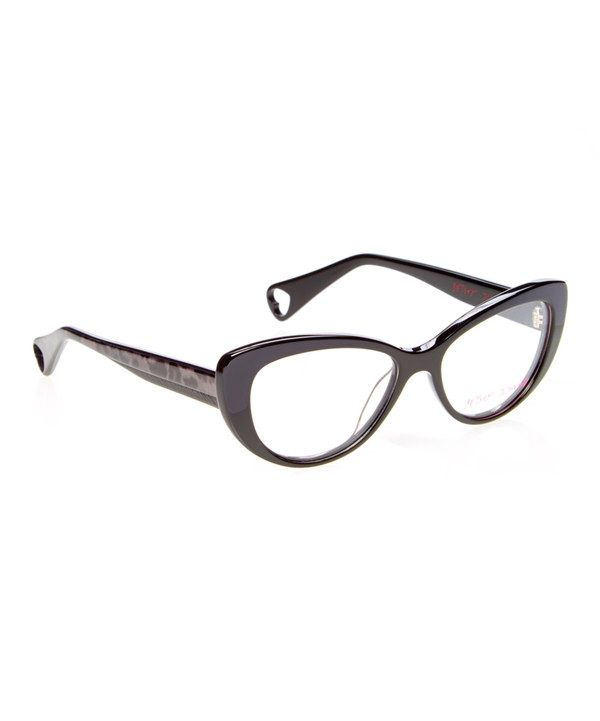 050dd5afb58a Look at this Betsey Johnson Raven Hot to Trot Eyeglasses on  zulily today!