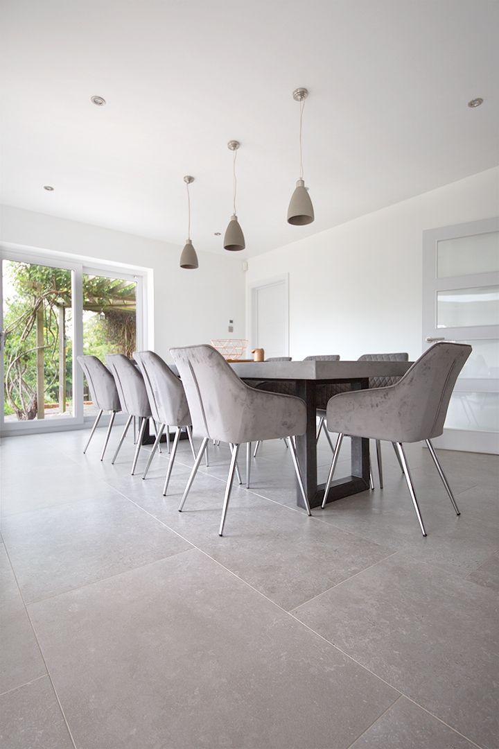Dove Grey Stone Effect Porcelain Tiles Porcelain Tiles Mystonefloor In 2020 Grey Tiles Living Room Living Room Tiles Tile Floor Living Room #stone #floors #living #room