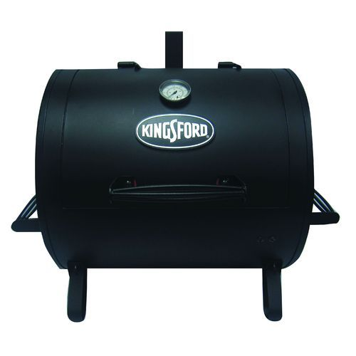 The Kingsford Side Kick Fire Box Table Top Combo Is A Charcoal Grill With 16 Hamburger Capacity