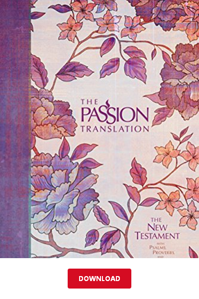 DΟWΝLОAD] The Passion Translation New Testament PDF | Brian Simmons