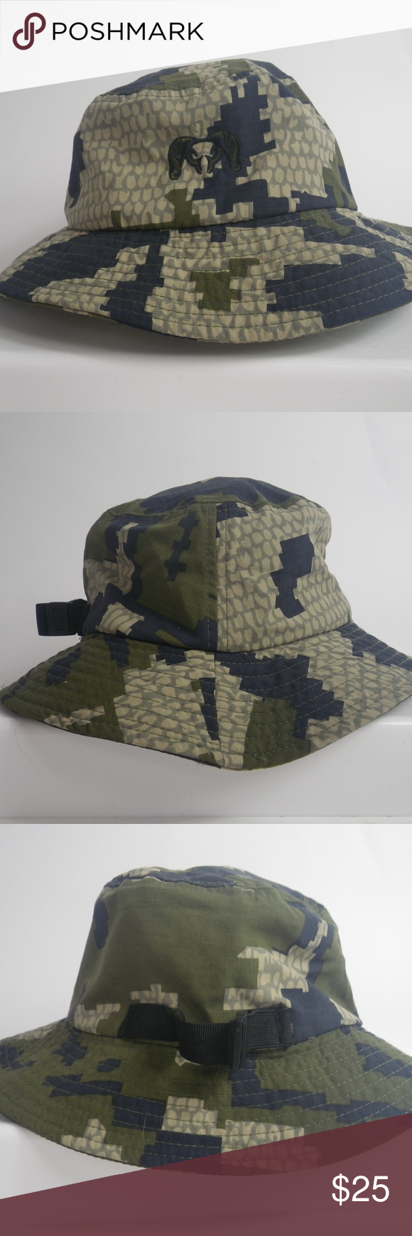 Kuiu Camouflage Bucket Boonie Hat in Men Kuiu is know for their awesome  hunting apparel eb70f325765