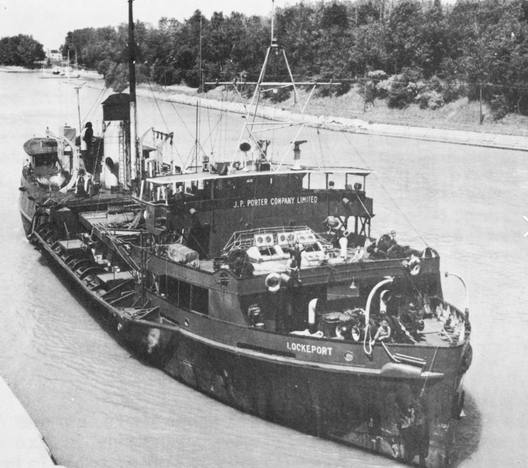 Pin on steam dredgers
