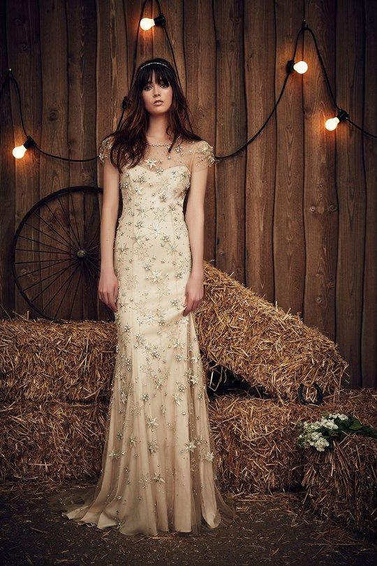 Jenny Packham 2017 Bridal Collection Report (BridesMagazine.co.uk ...