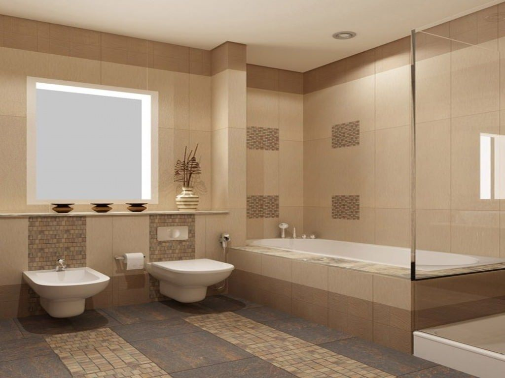 Popular Bathroom Colors Modern Neutral Schemes (With ...