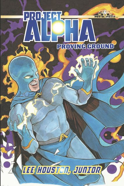 Project Alpha: Proving Ground   comic books comics