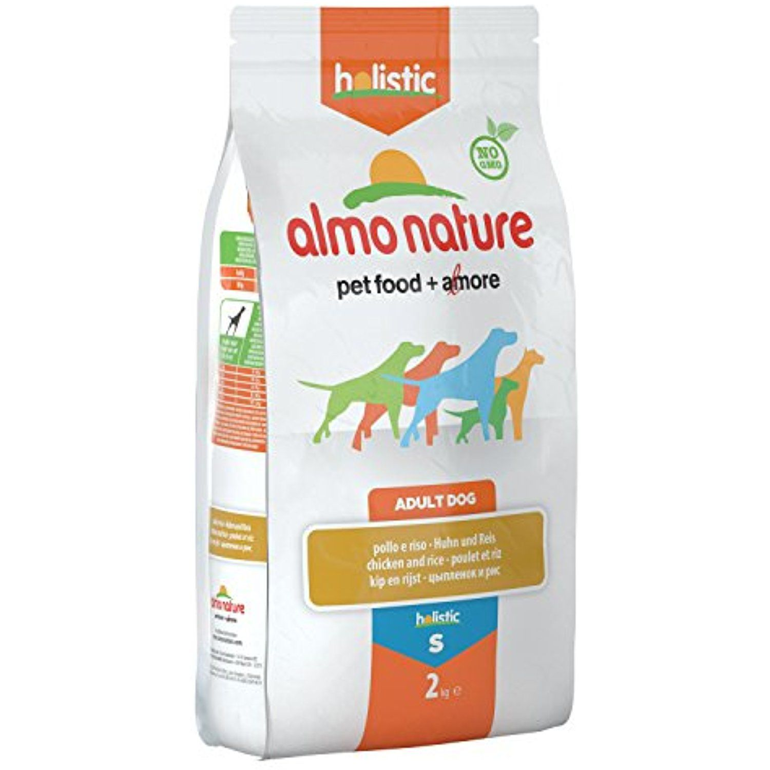 Almo Nature Holistic Small Dog With Chicken And Rice 2 Kg You Can Click Image For More Details This Is Holistic Dog Food Dog Food Recipes Dog Food Recall
