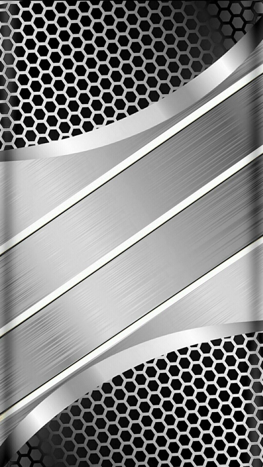 Pin By Slavomir Balog On Tapety Phone Wallpaper Patterns Silver Grey Wallpaper Black Wallpaper