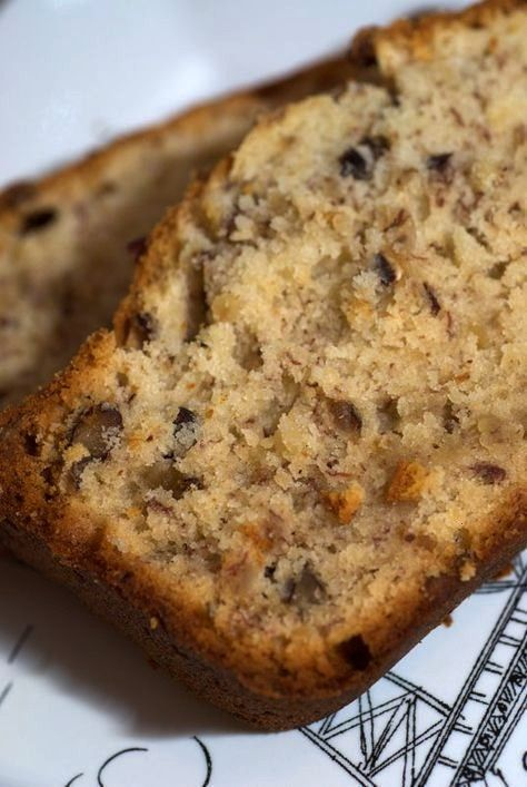 Livings Cream Cheese Banana Bread Recipe - -Southern Livings Cream Cheese Banana Bread Recipe
