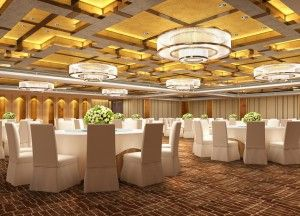 Wedding Banquet Hall Suspended Ceiling With Images Wedding