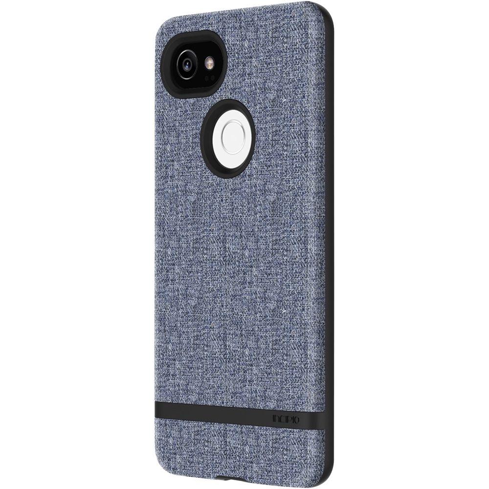 innovative design b1c3a 68330 Incipio - Esquire Series Case for Google Pixel 2 XL - Blue ...