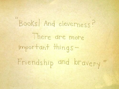 harry potter quotes that prove friendship is everything