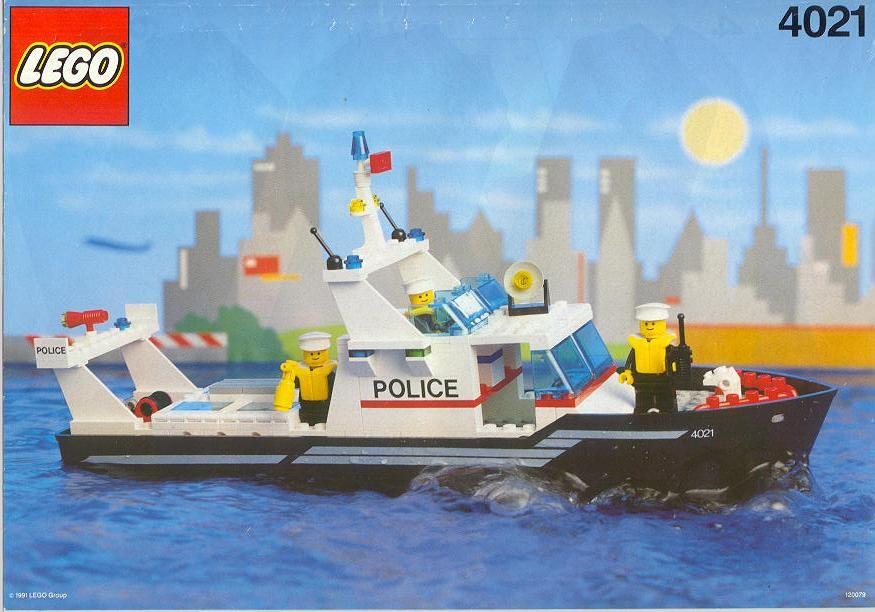Lego Boats 4021 Police Patrol Lego Faves Pinterest Lego