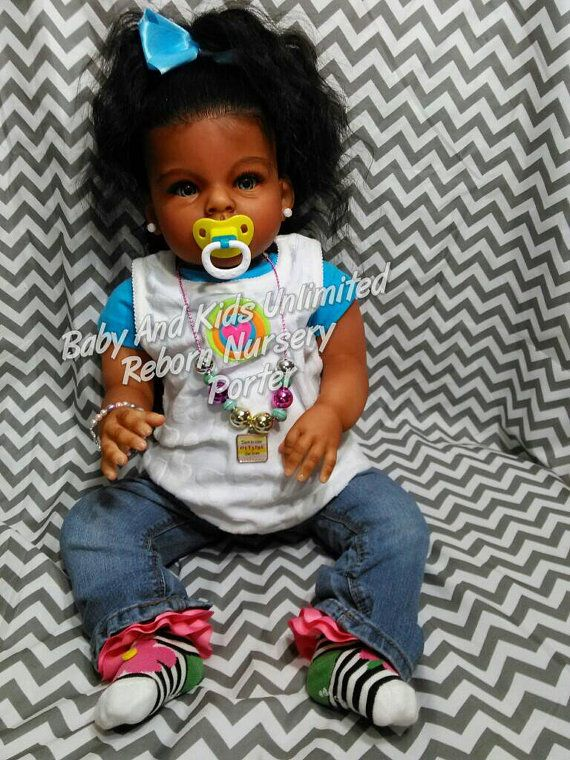 Aa Reborn Toddler Baby Ethnic Toddler By