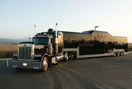 Heaviest Tractor Trailer Limousine Trucks Tractor Trailers