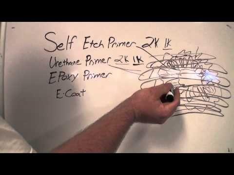 Epoxy Primer vs Self Etch Primer for Bare Metal - YouTube