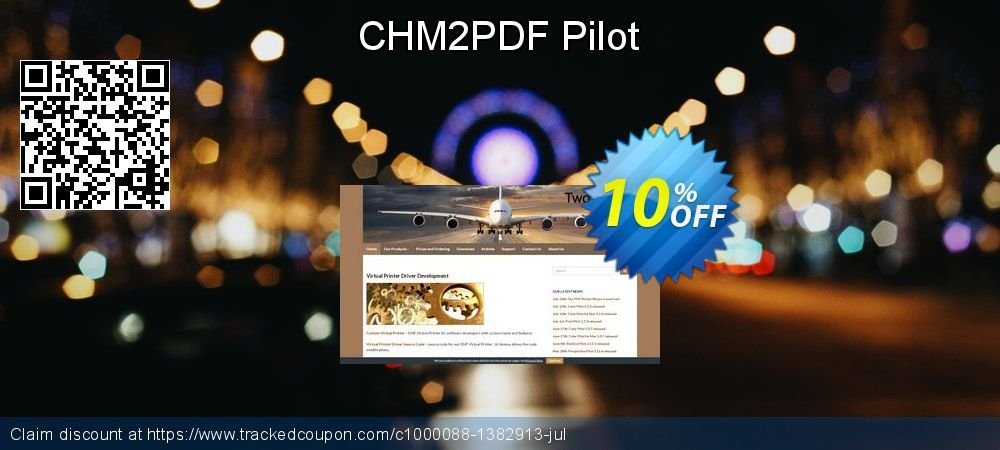 12 Off Chm2pdf Pilot Promo Coupon Code On Easter Sunday Deals