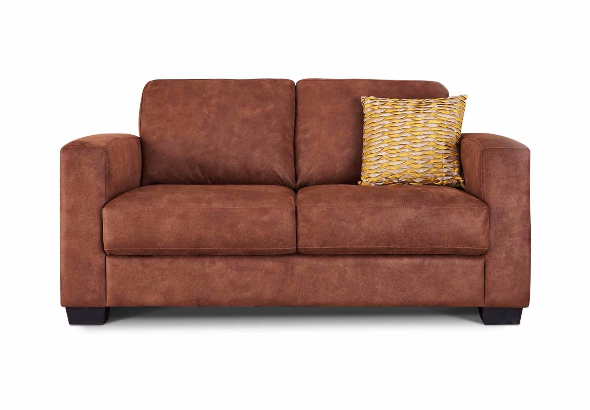 2 seater sofa - Dante Fabric - Living Room Furniture ...