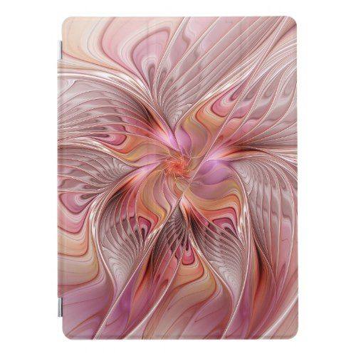 Abstract Butterfly Colorful Fantasy Fractal Art Ipad Pro Cover Zazzle Com Fractal Art Abstract Fractals