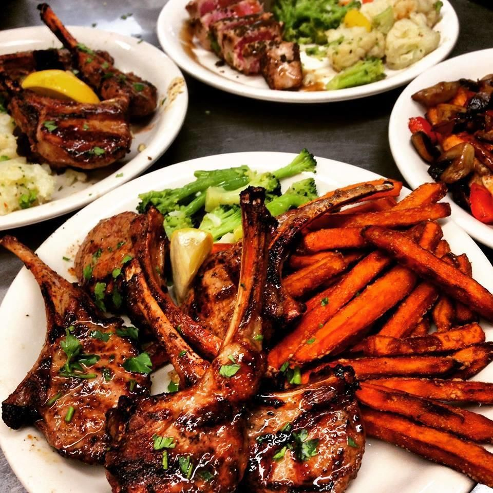 When You Want Authentic Greek Cuisine In The Acadiana Area You Head To Poseidon S Greek Restaurant Poseidon S Has B Greek Dishes Greek Restaurants Restaurant