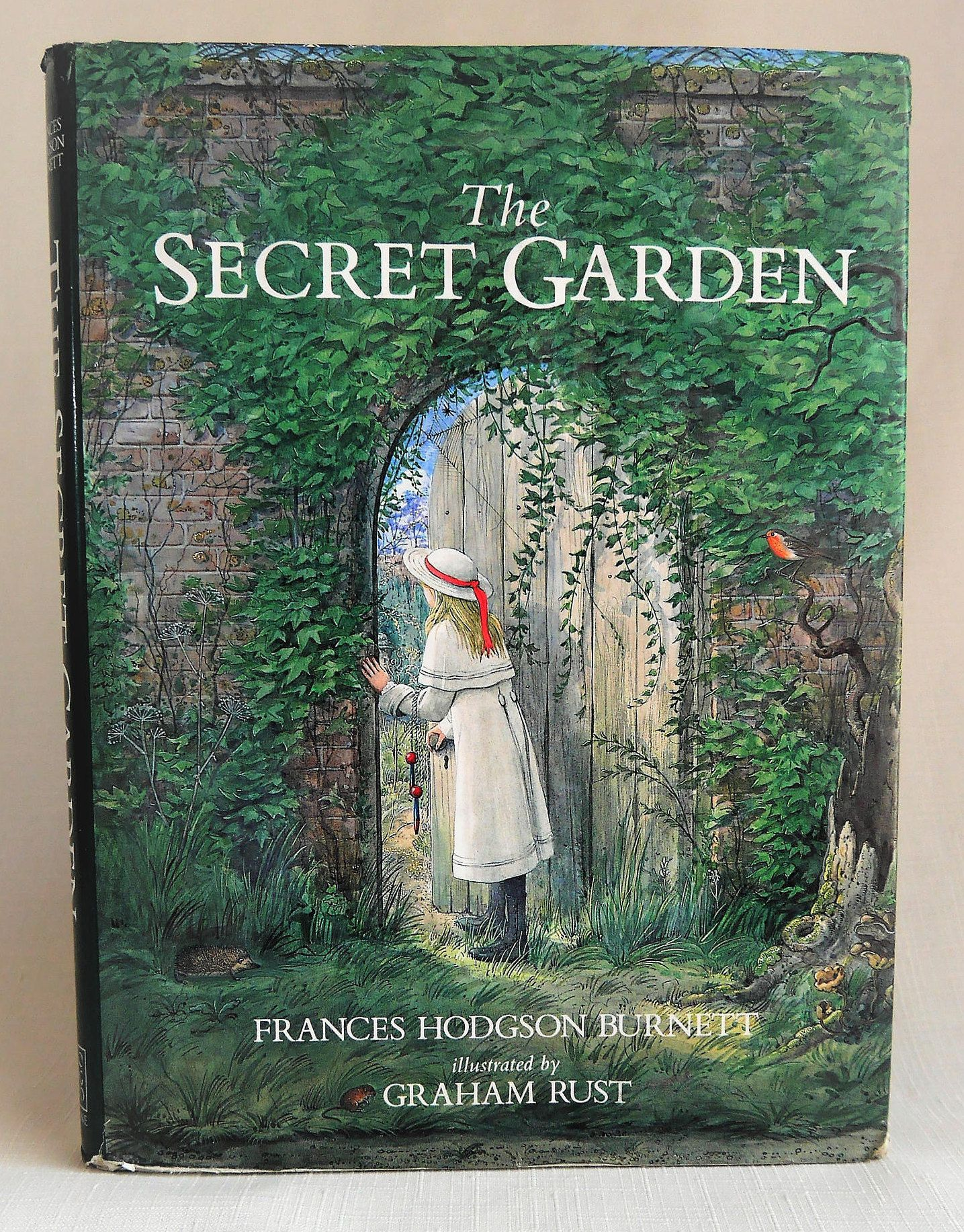 The Secret Garden Hardcover Book with Jacket, Children's