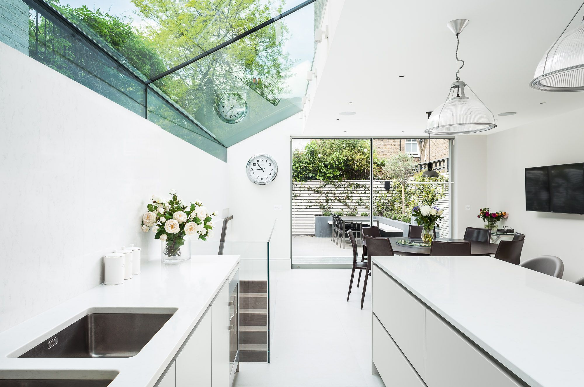 Complete interior refurbishment of  nd floor and basement in fulham london sw also rh pinterest
