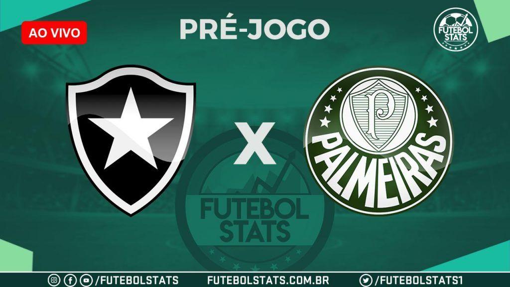 Pre Jogo Botafogo X Palmeiras Escalacoes Horario Historico E Onde Assistir Campeonato Brasileiro 2020 Futebol Stats Jogo Botafogo Campeonato Brasileiro Botafogo