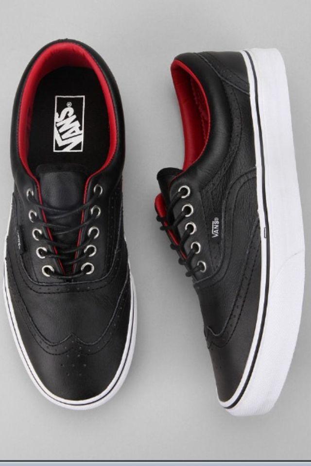 Leather<3   Zapatos de vestir, Zapatos hombre, Zapatos vans