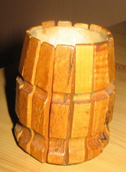 Tambour avec des pinces linges en bois recherche - Guirlande porte photo avec pinces linge ...