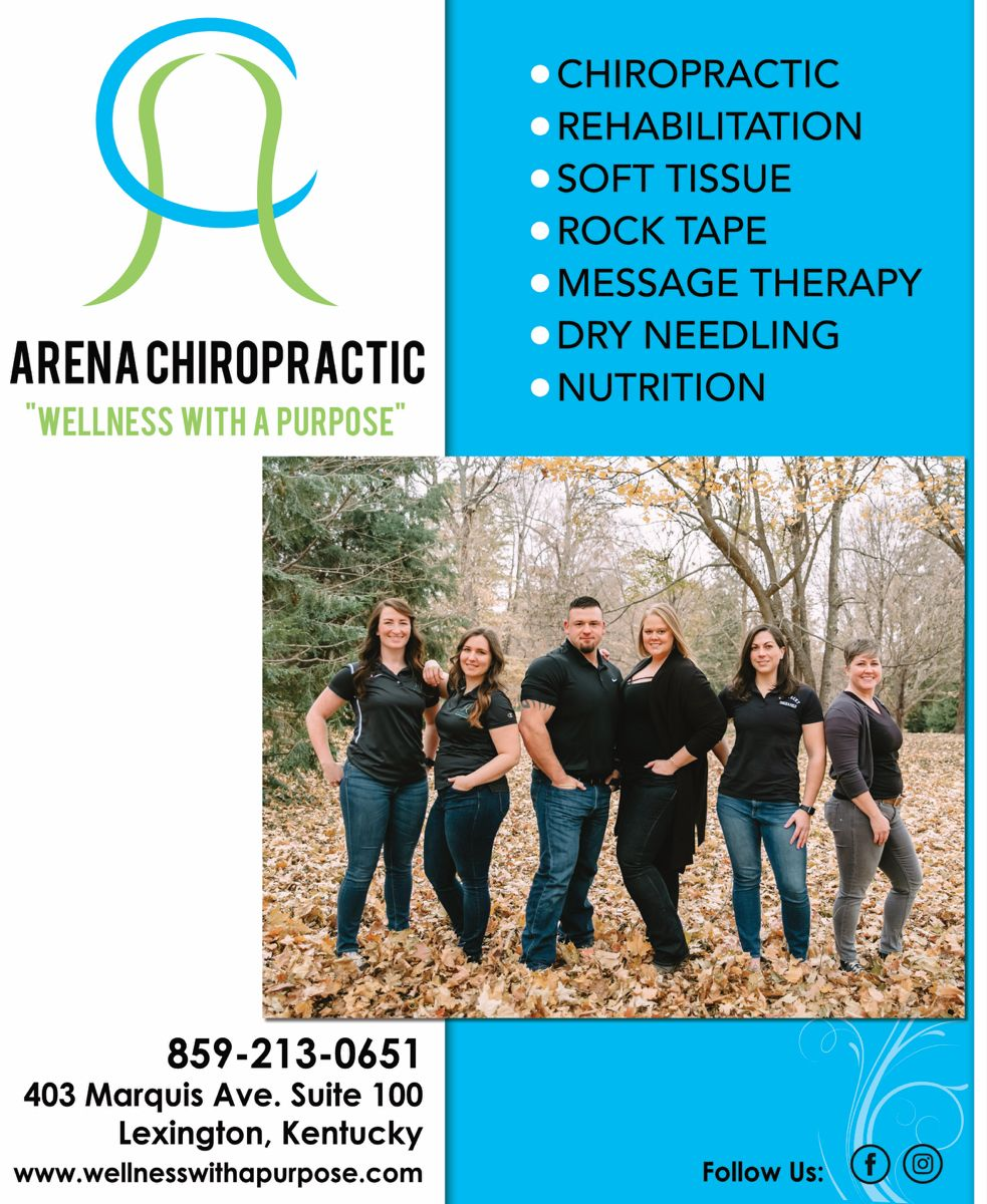 Arena Chiropractic based in Lexington, KY provides many ...