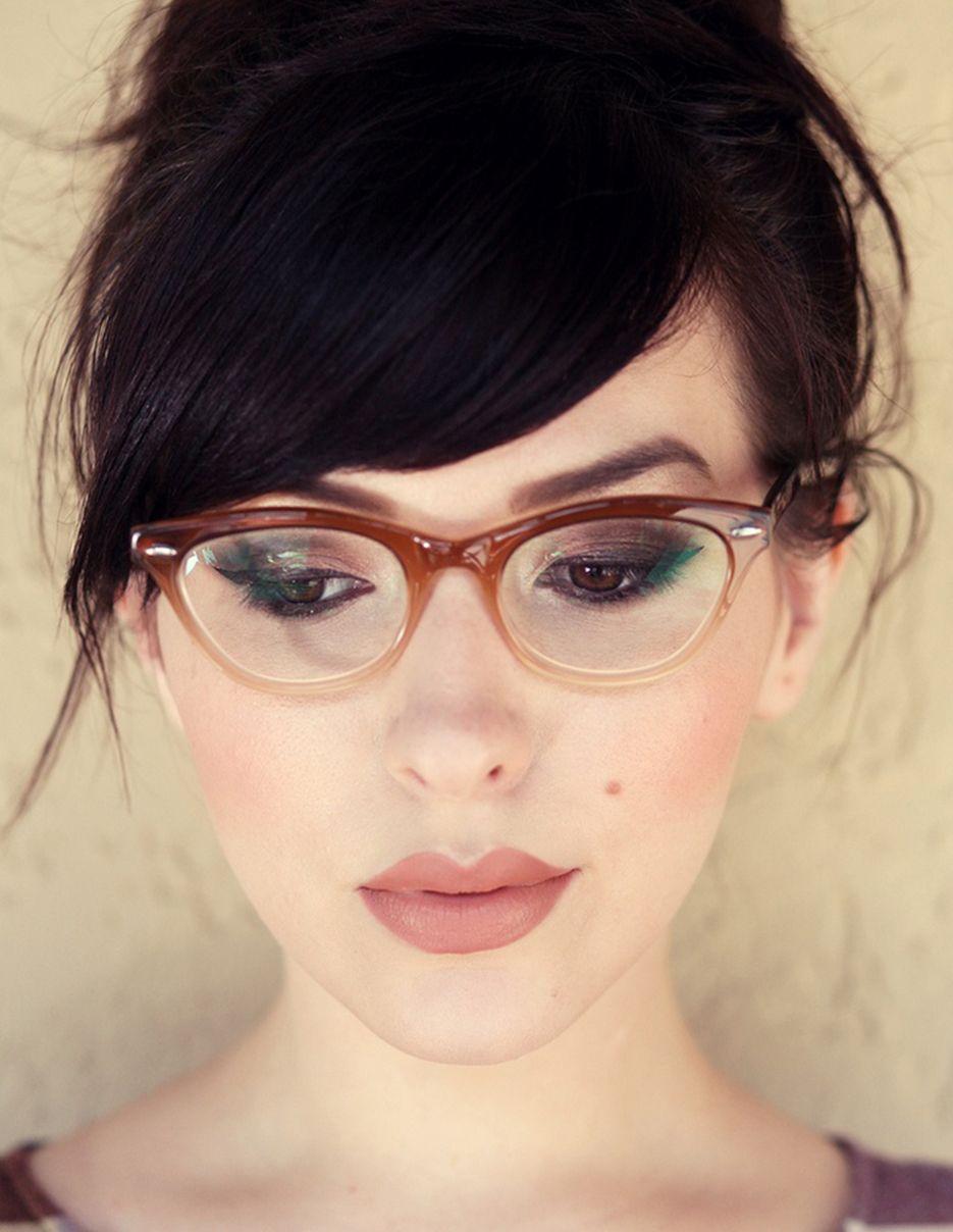 Si Quieres Lucir Ms Bella Con Gafas, No Te Pierdas -2855