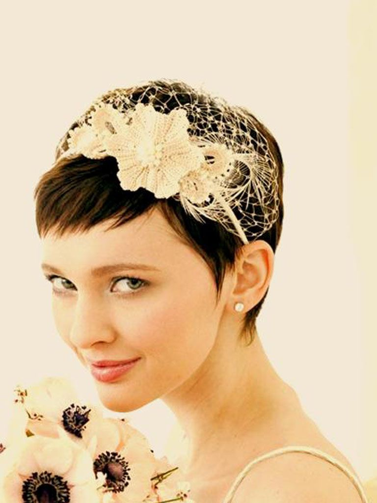 Elegant wedding hairstyles for short hair - How To Get Short Wedding Hairstyles Simple Hairstyle Ideas For Women And Man
