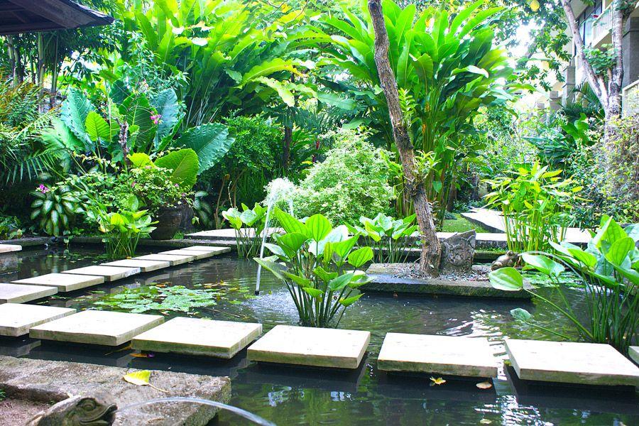 Hotel Kumala Pantai Garden By Made Wijaya Gardens Of A