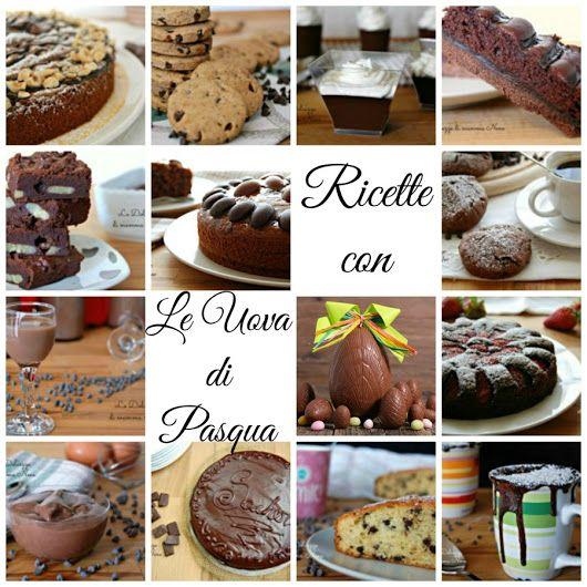 http://blog.giallozafferano.it/ledolcezzedimammanene/riciclare-le-uova-di-pasqua/ - Le dolcezze di mamma Nene - Google+