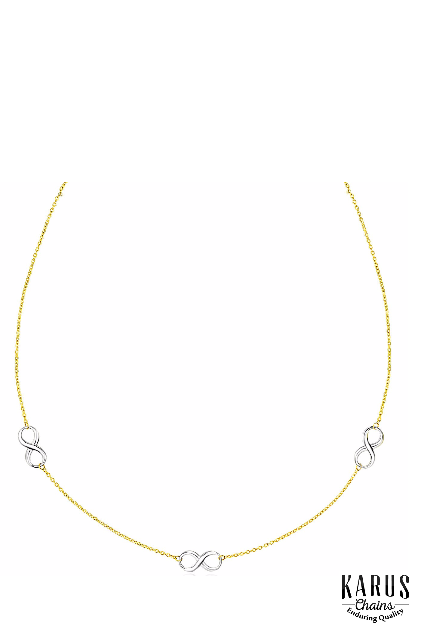 chains product filled necklace jewelry infinity original gold delicate