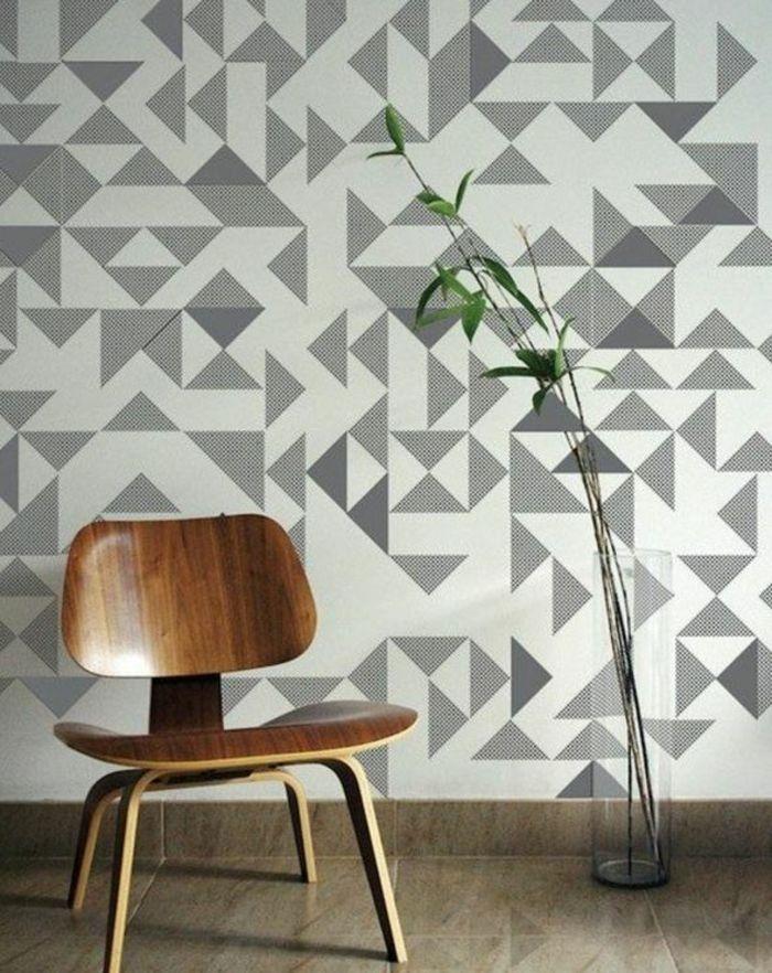 Union Der Figuralen Muster Trend 2019 Beim Wände Gestalten