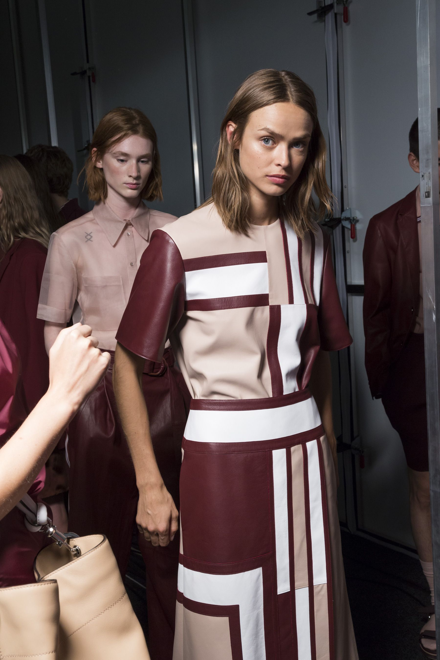 f04f95737146 Boss Spring 2019 backstage