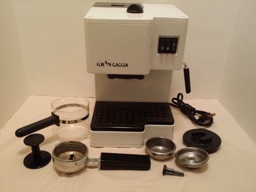 BREVETTI GAGGIA ESPRESSO MACHINE MADE IN ITALY   Espresso Machines ...