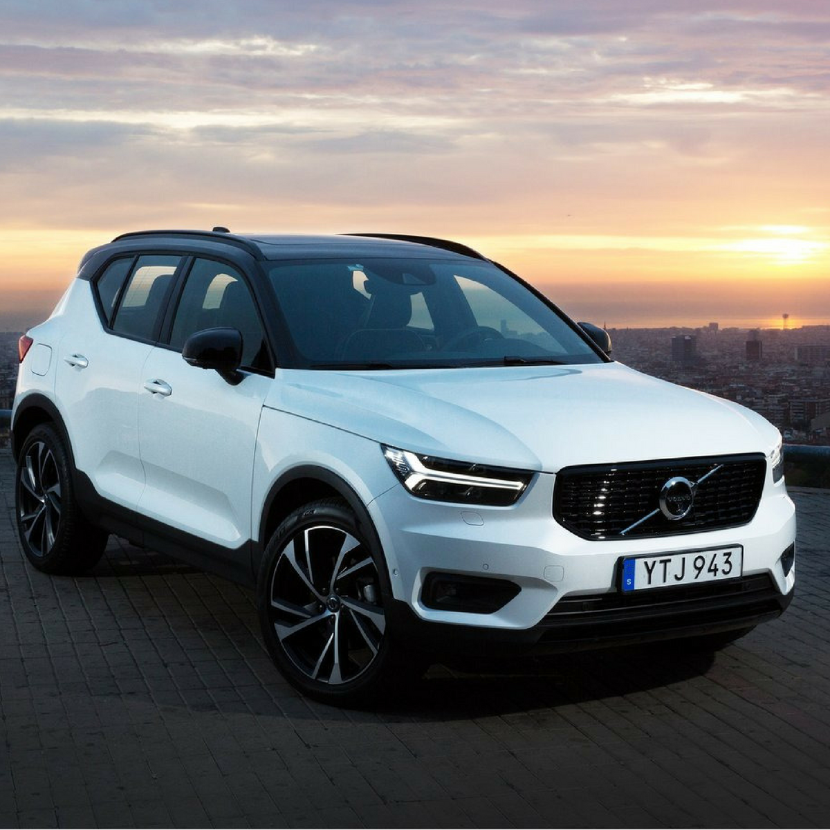 Xc40 The Flag Bearer For Volvo S Brand In India With Images Autok
