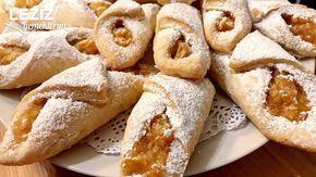 Margarinsiz Kek Gibi Yumuşacık Elmalı Kurabiye #kuchenkekse