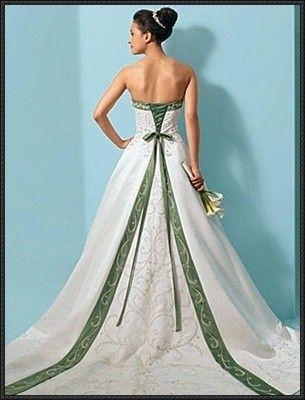 Ireland Celtic Wedding Dresses