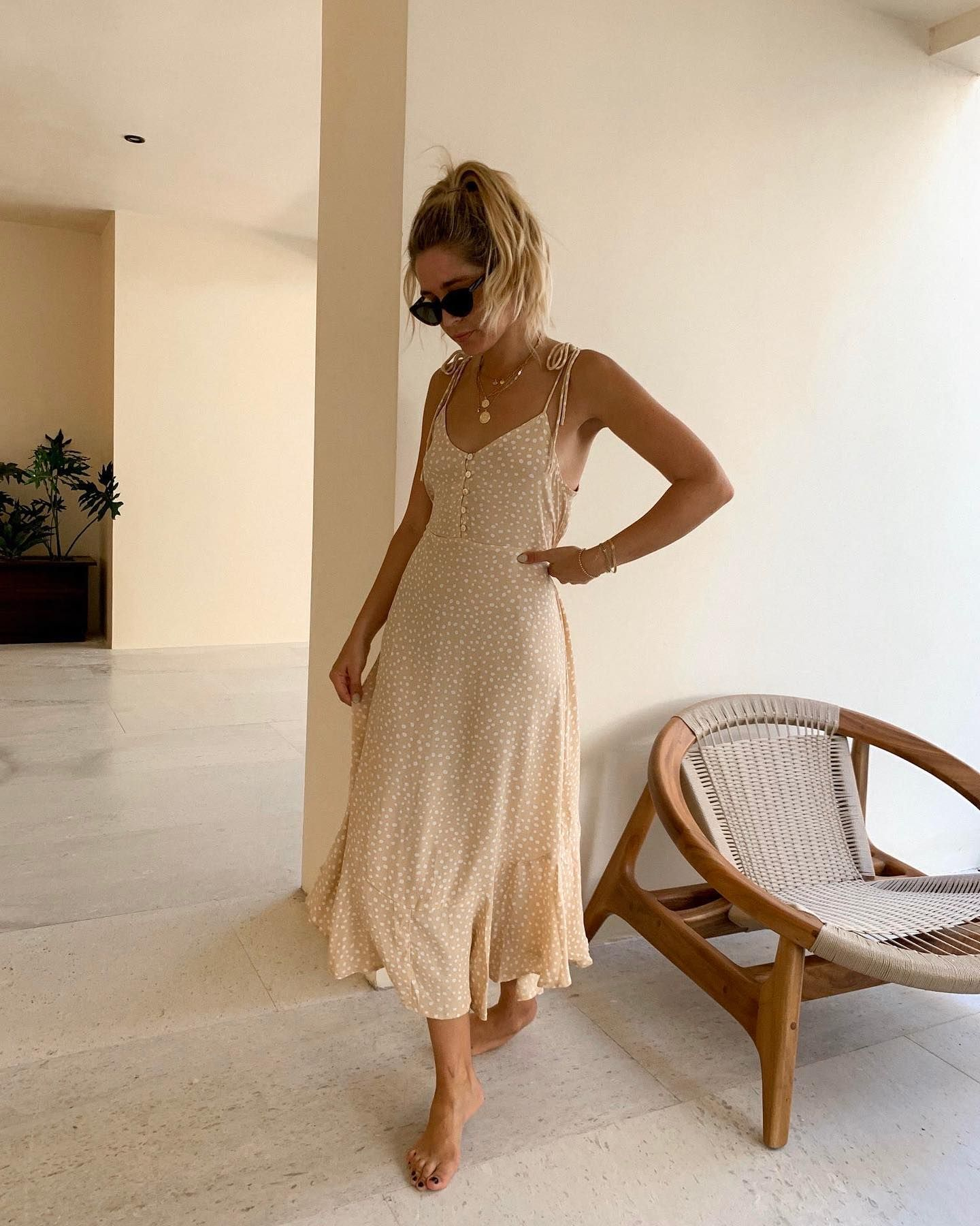 Kivari Jolie Maxi Dress Dresses Maxi Dress Kivari [ 1800 x 1440 Pixel ]