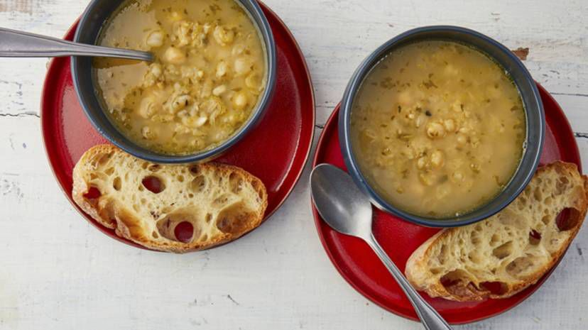 Chickpea Soup with Beekman Boys in 2020 (With images