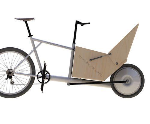 Bastiaen Cargo bike