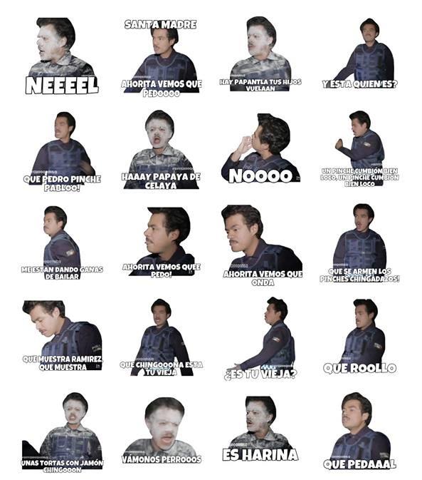 Stickers Para Whatsapp Imagenes De Risa Memes Memes Divertidos Memes De Policias