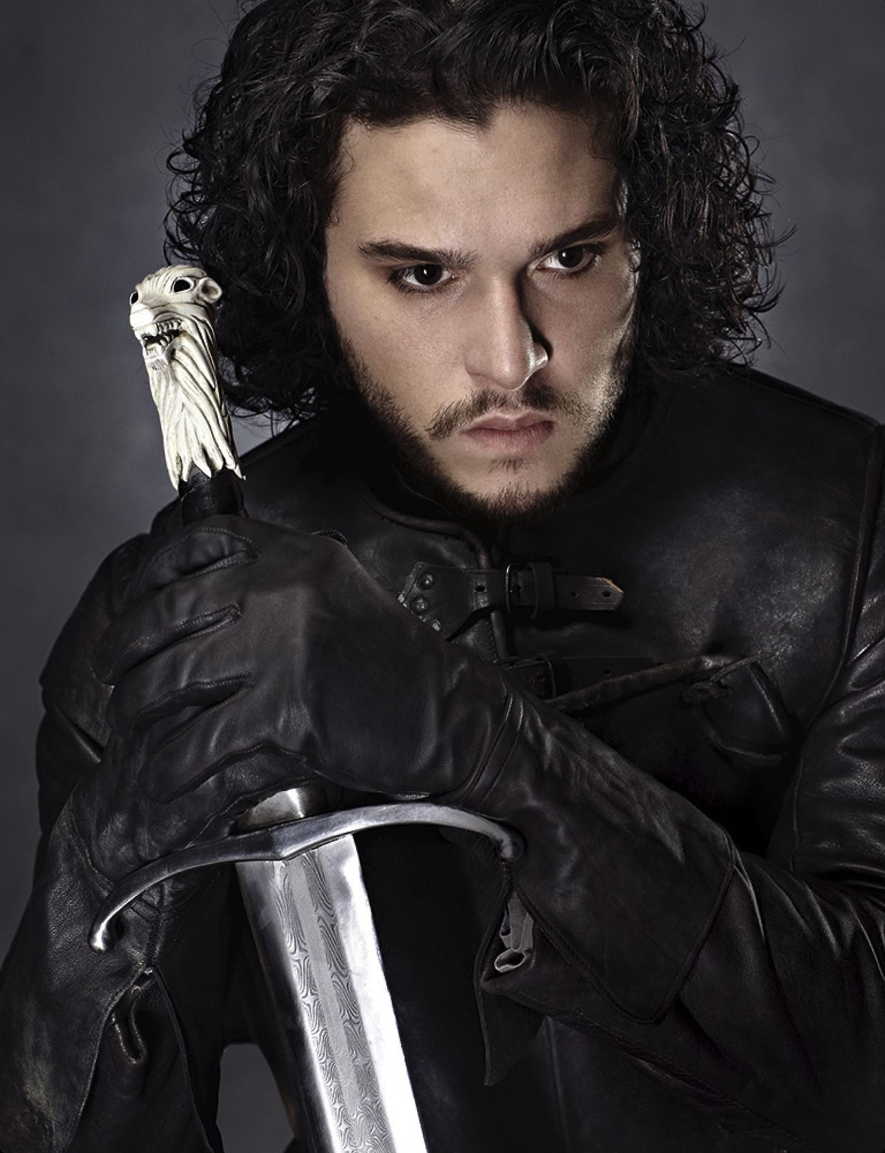 kit harington as jon snow game of thrones game of. Black Bedroom Furniture Sets. Home Design Ideas