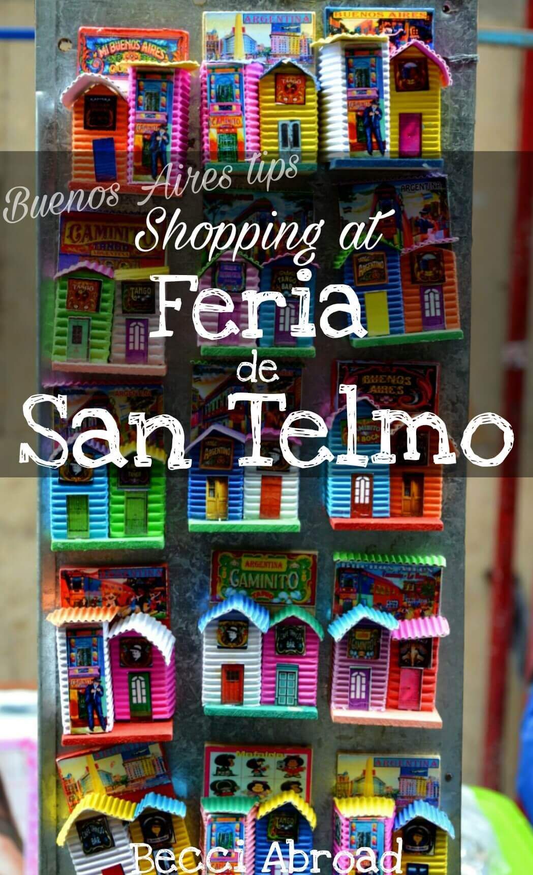Shopping At Feria De San Telmo Things To Do In Buenos Aires