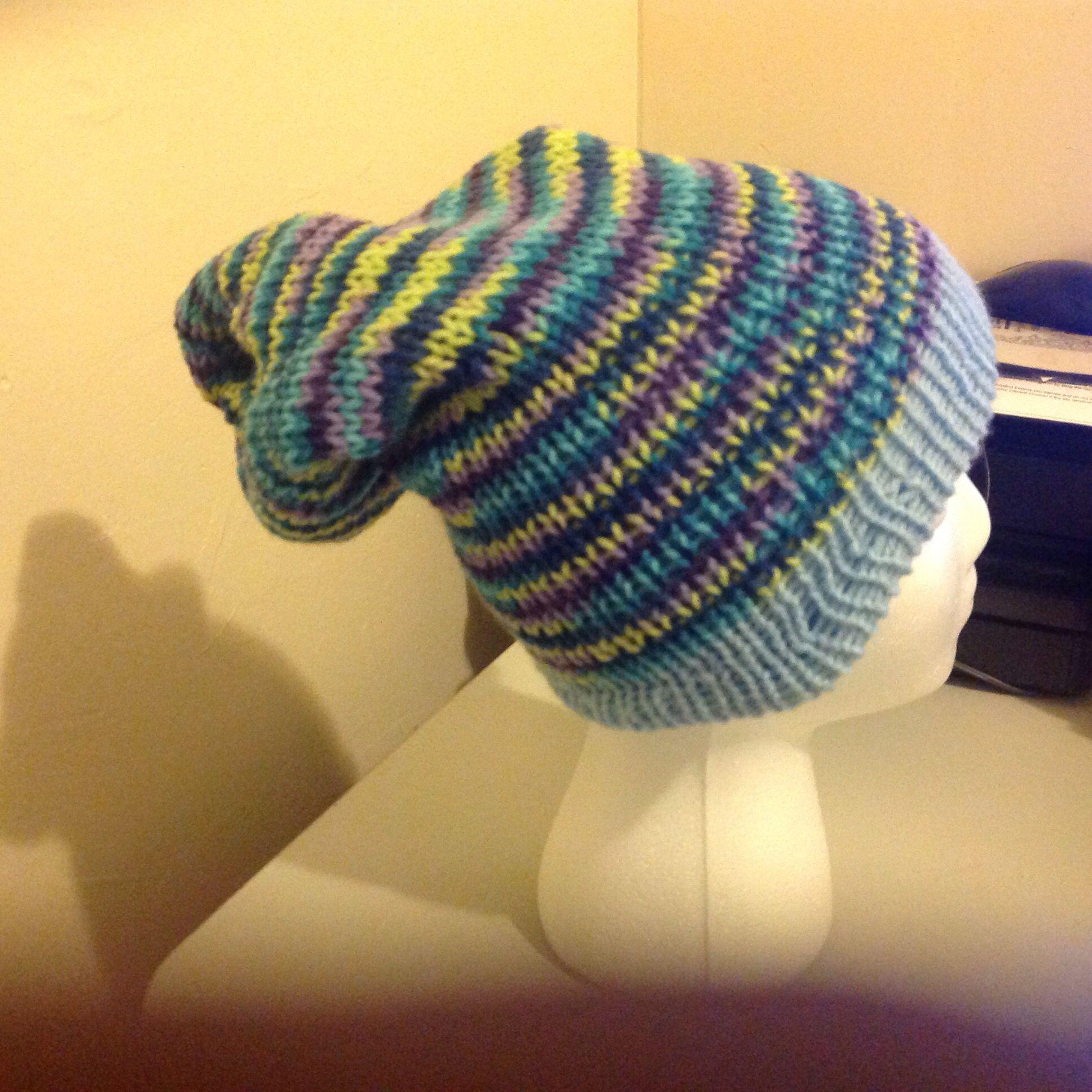 Innovation knitting machine hat | knitting machine ...